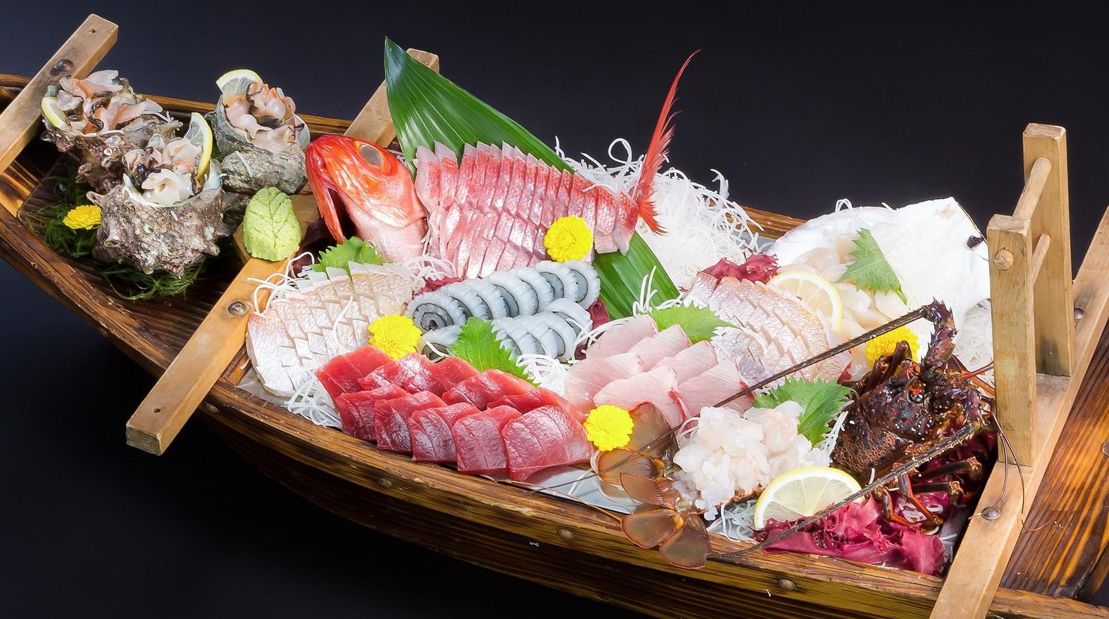 和食 船盛り料理